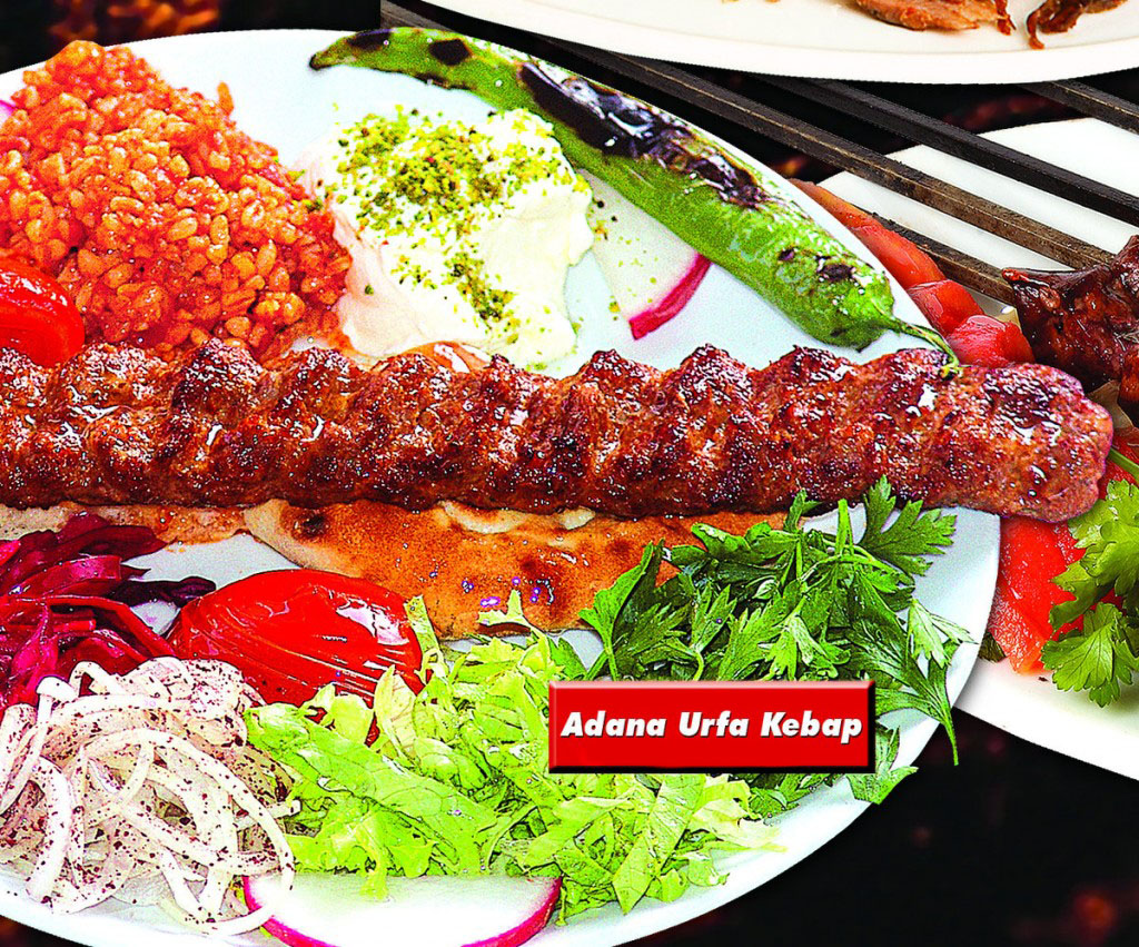 Adana Urfa Kebap