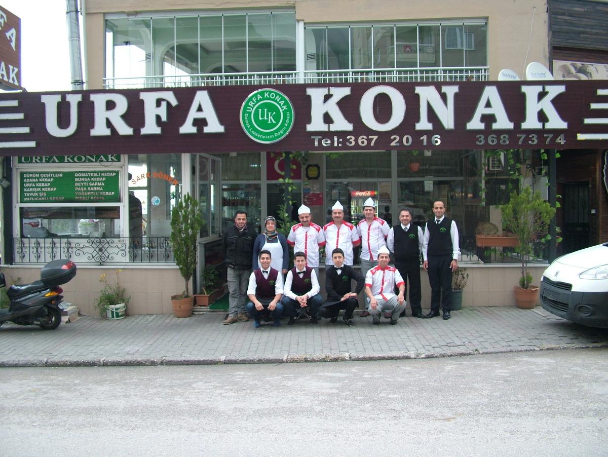 Urfa Konak